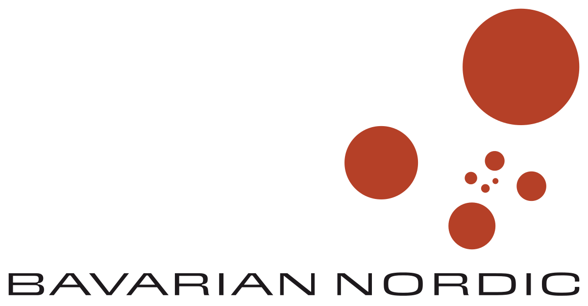 Logo of Bavarian Nordic