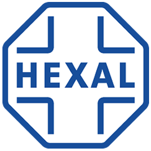Logo of Hexal